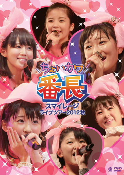 Smileage-Fall-2012-DVD-Concert-Cover